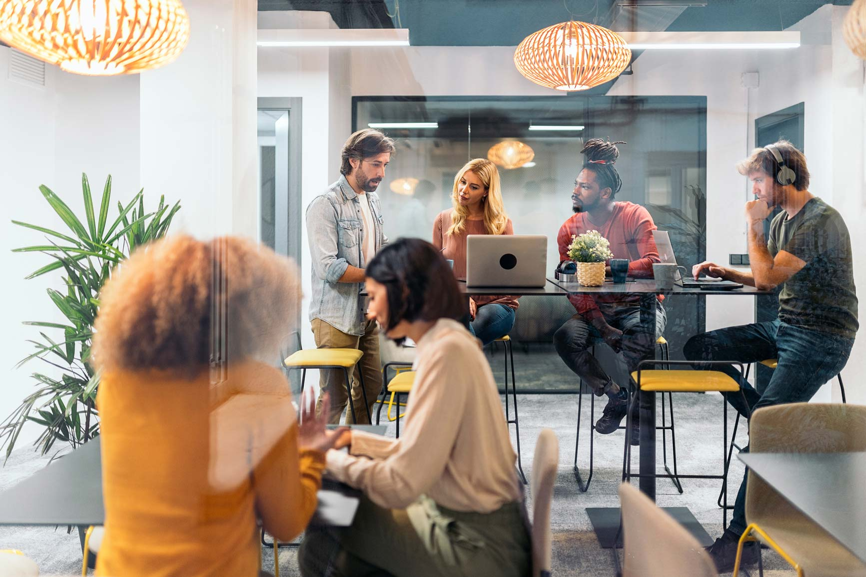 Create a thriving workplace