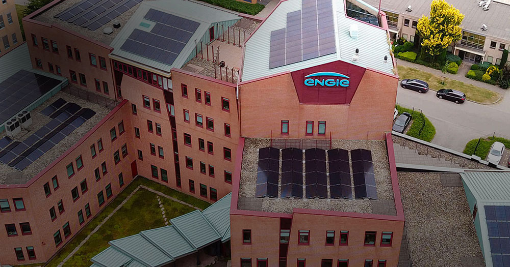 Mapiq helps ENGIE build the smartest offices imaginable.