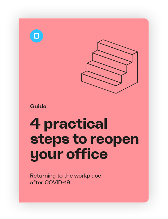 Reopen your office in 4 steps