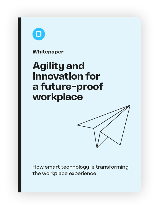 Agility and innovation for a future-proof workplace