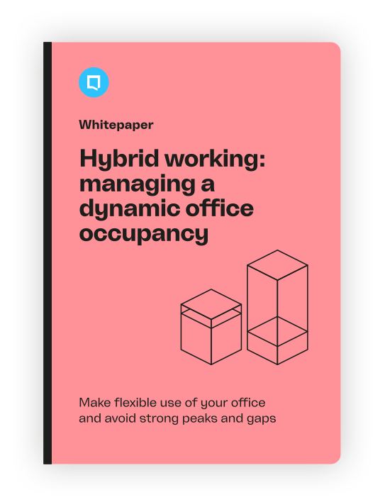 Dynamic workplace occupancy management for efficient hybrid working