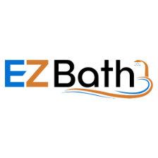 An image of the ez bath logo