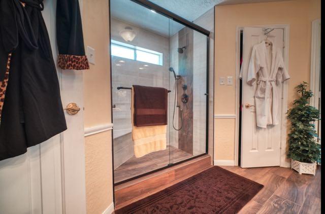 Alcove Bathtub To Shower Remodel