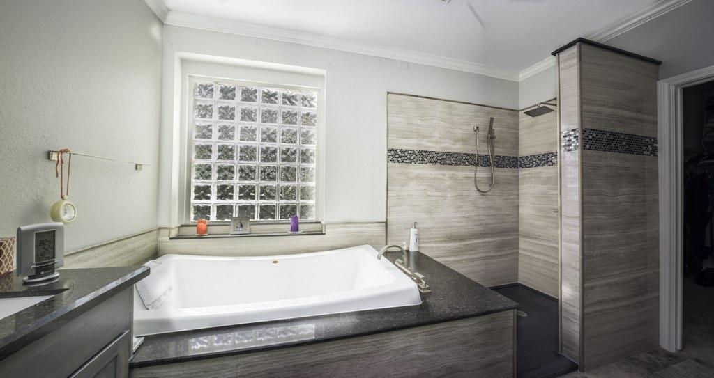 Full Master Bath Remodel