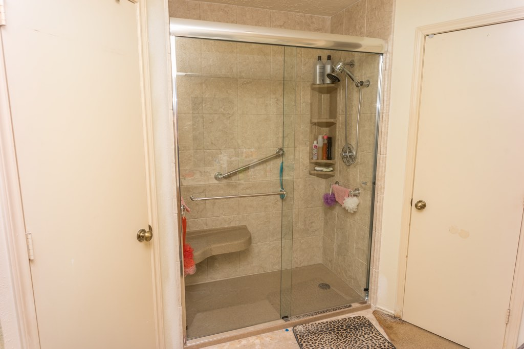 Remodel of a Bathtub To Shower