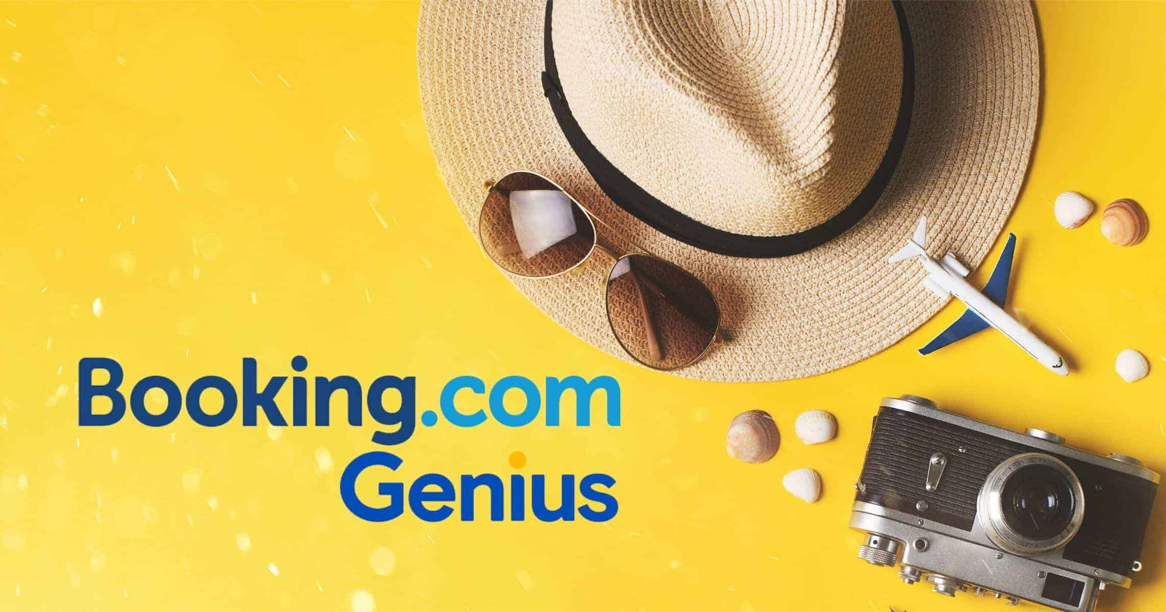 Booking.com's truly genius loyalty programme