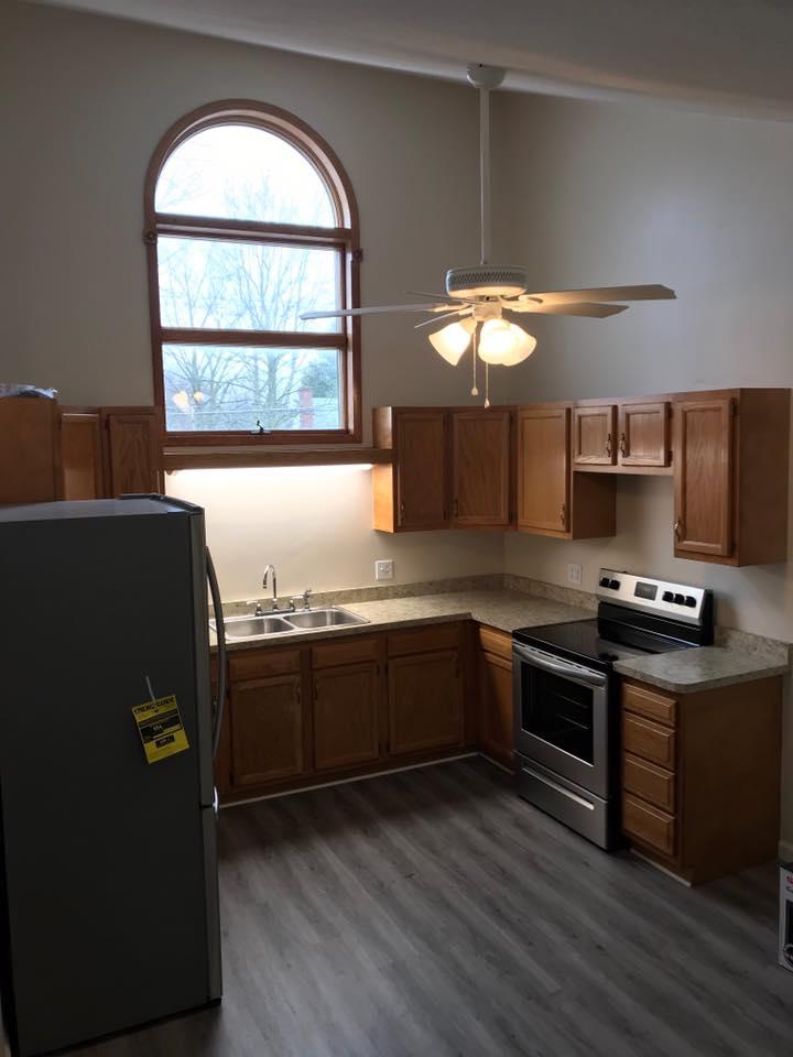 seneca housing veteran's housing unit