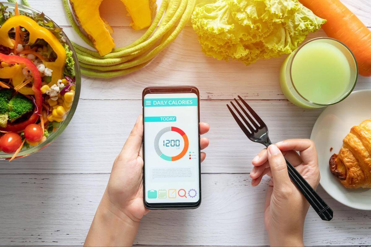 Metabolic confusion: daily calories tracker