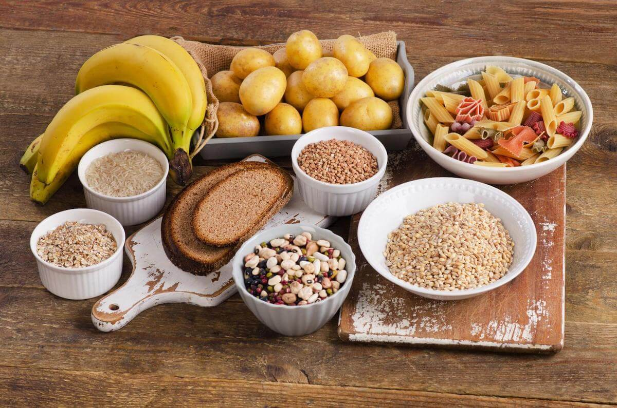 Net carbs vs total carbs: various grains and carbs