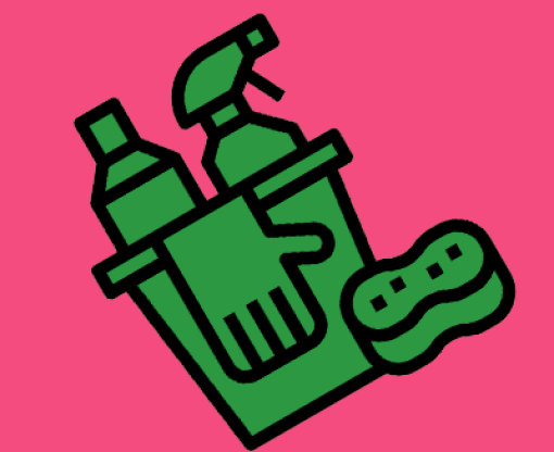 Pot wash for all your dirty trays and kit