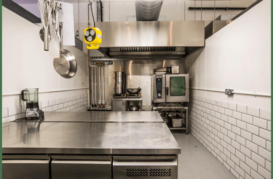 Karma Kitchen Hackney Site - Private workspace 450sq ft
