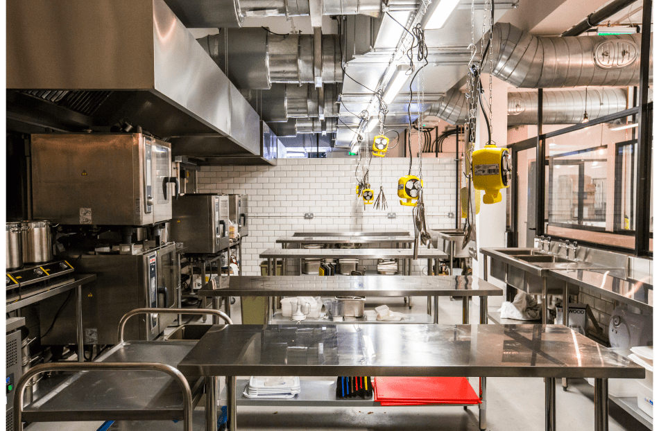 Karma Kitchen Hackney Site - Shared workspace 150sq ft