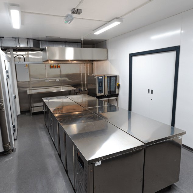 Karma Kitchen - Private workplace unit 450sq ft