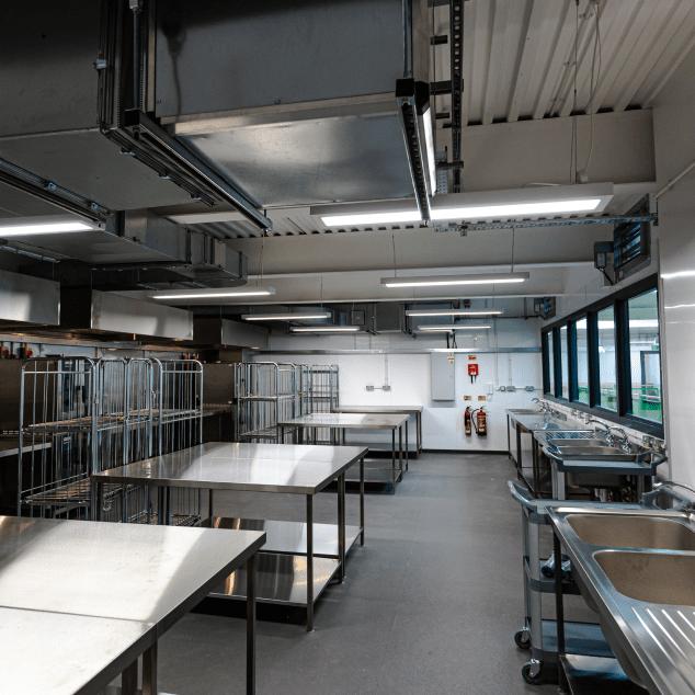 Karma Kitchen - Shared workplace unit 150sq ft