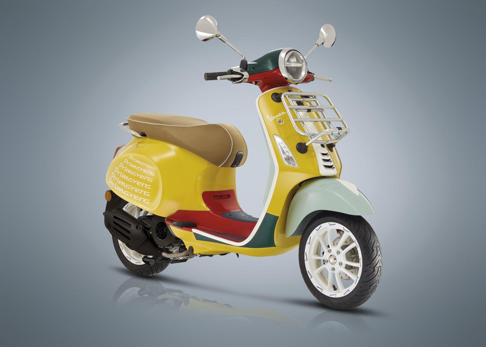 Vespa Vespa Primavera 50 Wotherspoon-Edition Modell 2021 EU5