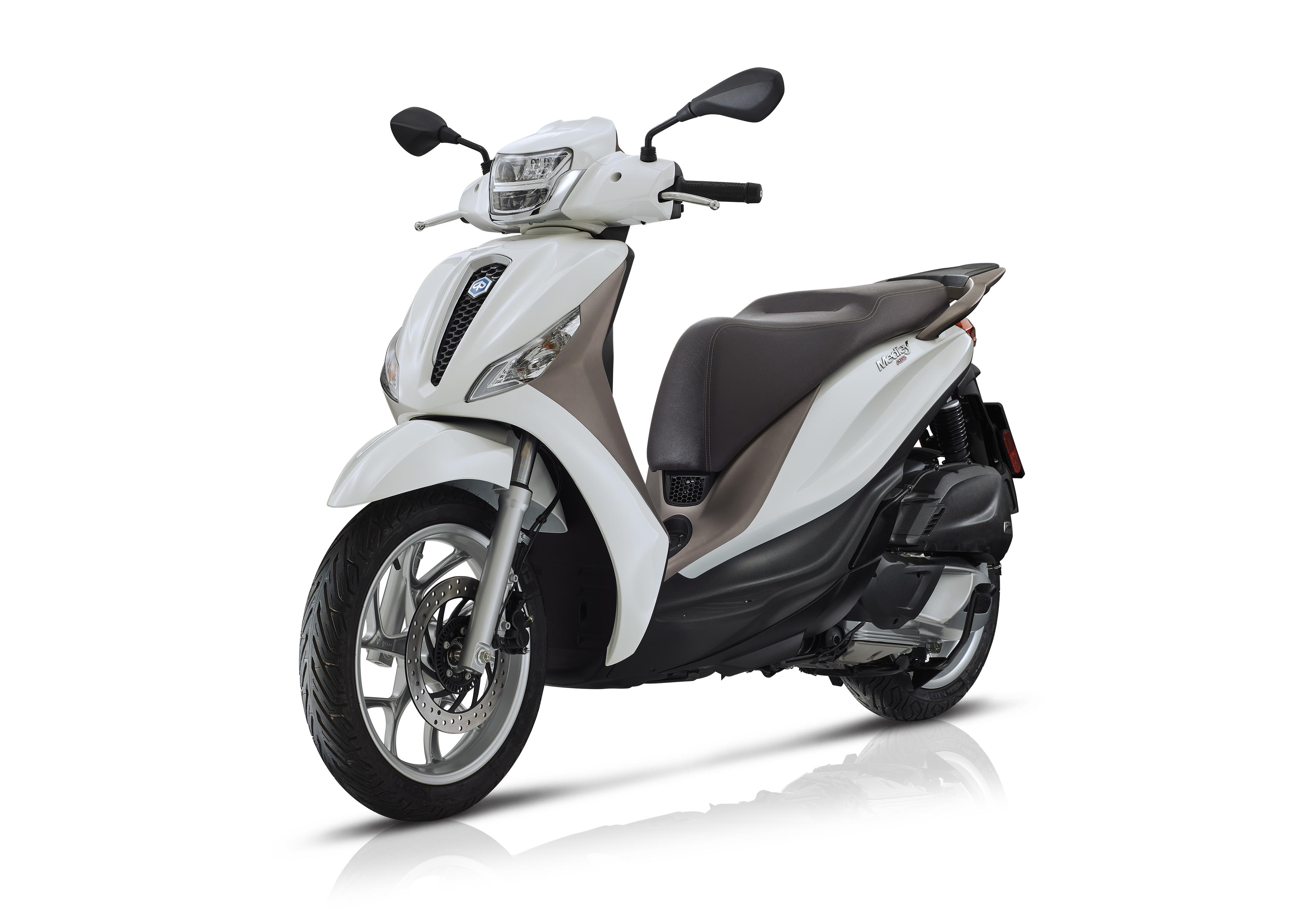 Piaggio Piaggio Medley 125  Modell 2021 EU5 LED,ABS