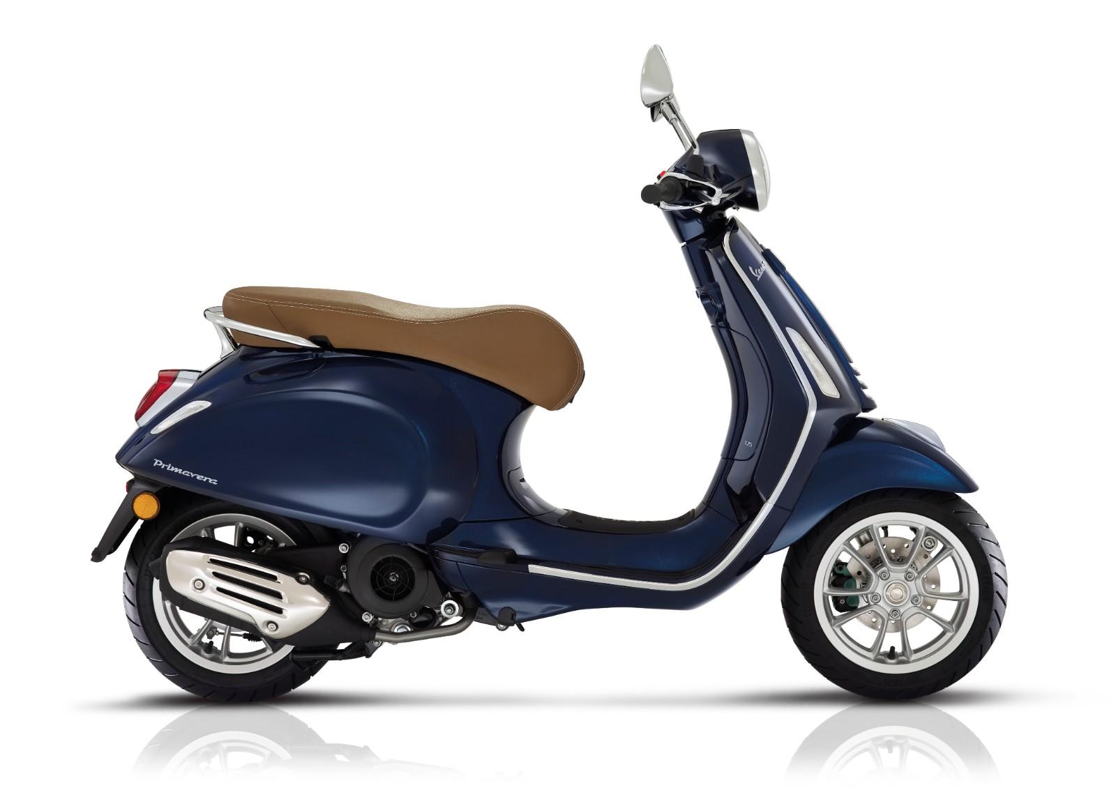 Vespa Primavera 50 4-Takt Modell 2021 Euro5 LED