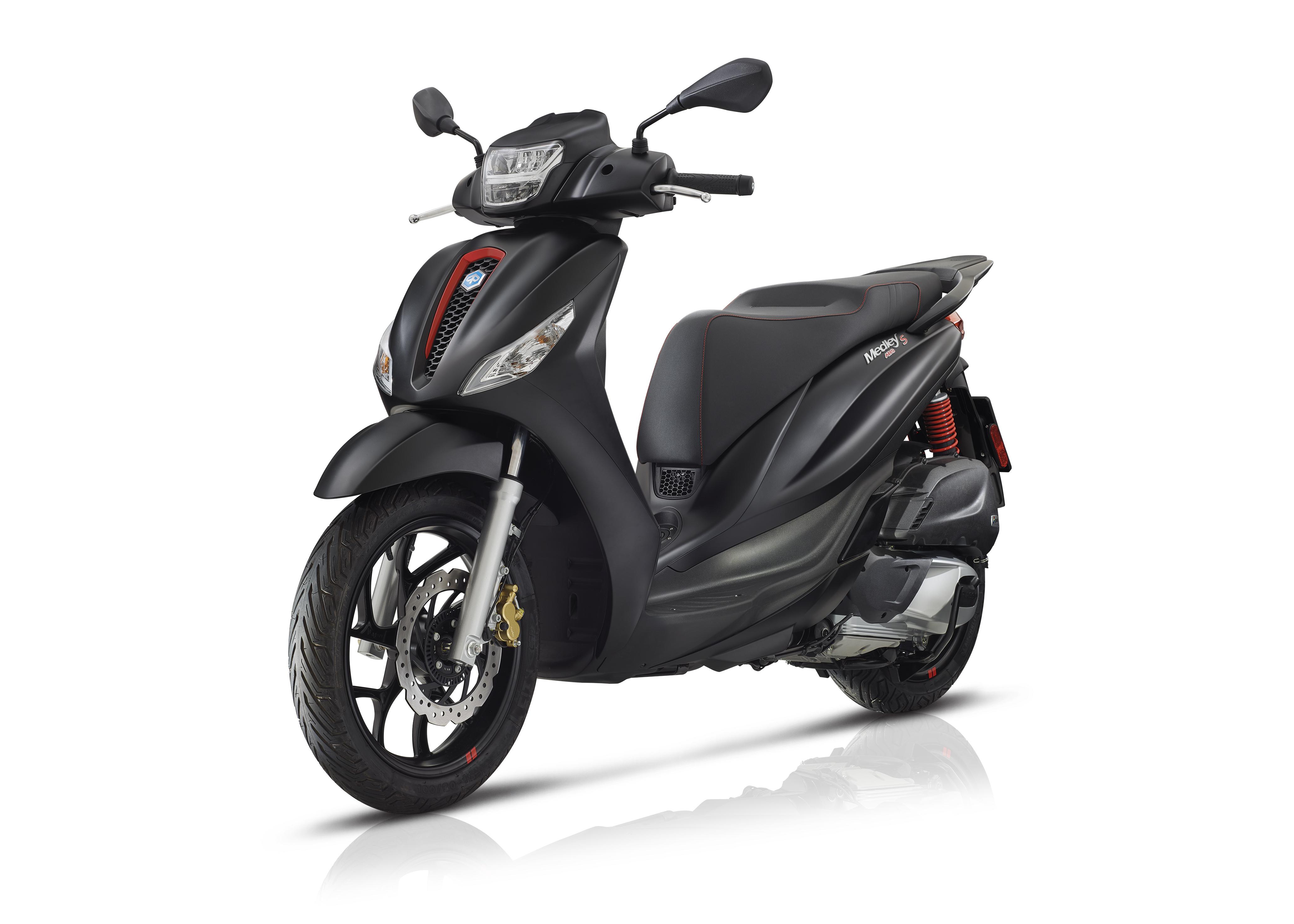 Piaggio Piaggio Medley Sport 125  Modell 2021 EU5 LED,ABS