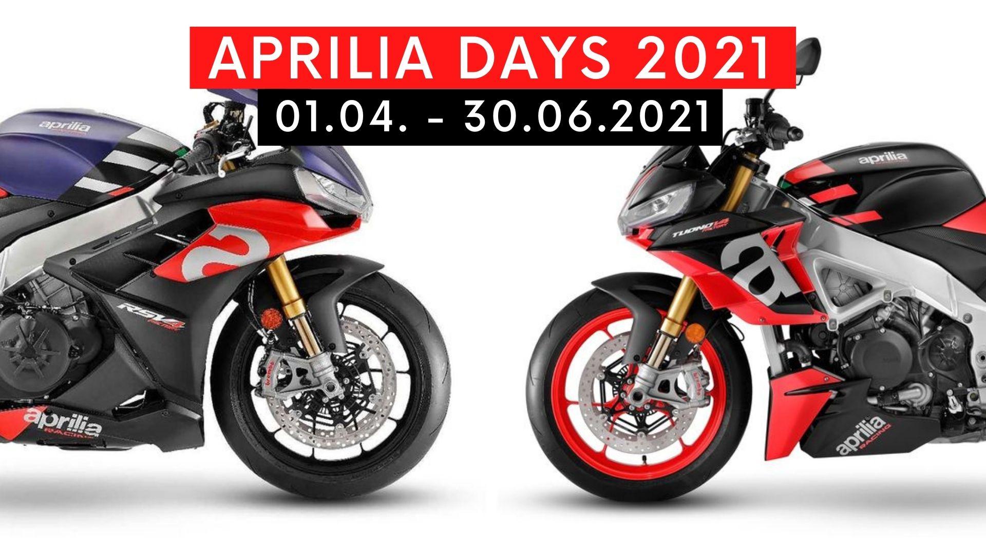 Aprilia Days 2021
