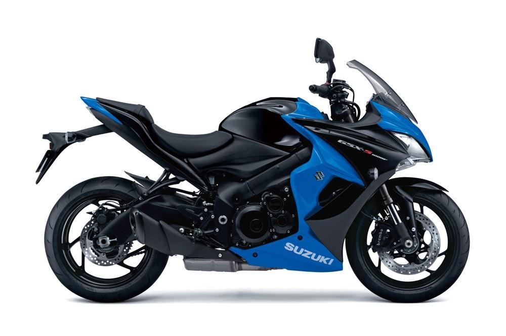 Suzuki GSX-S1000F / Z