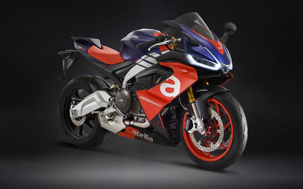 ! NEW ! Aprilia RS - 660 !