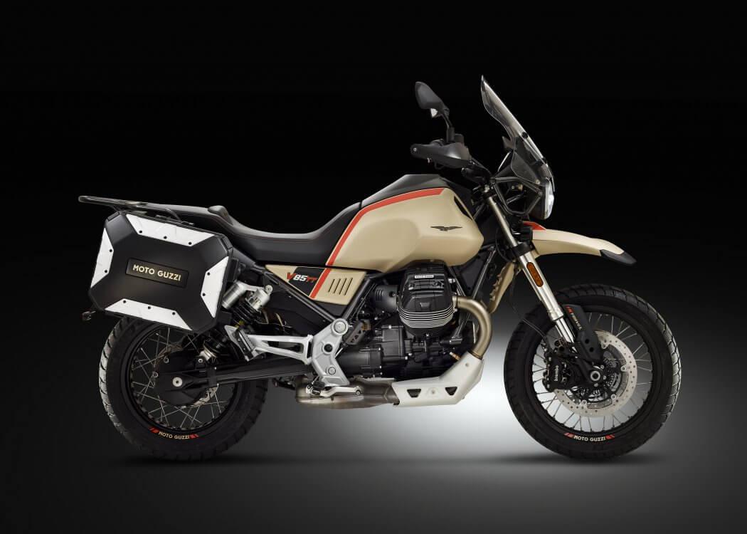 Moto Guzzi V 85 TT-Travel