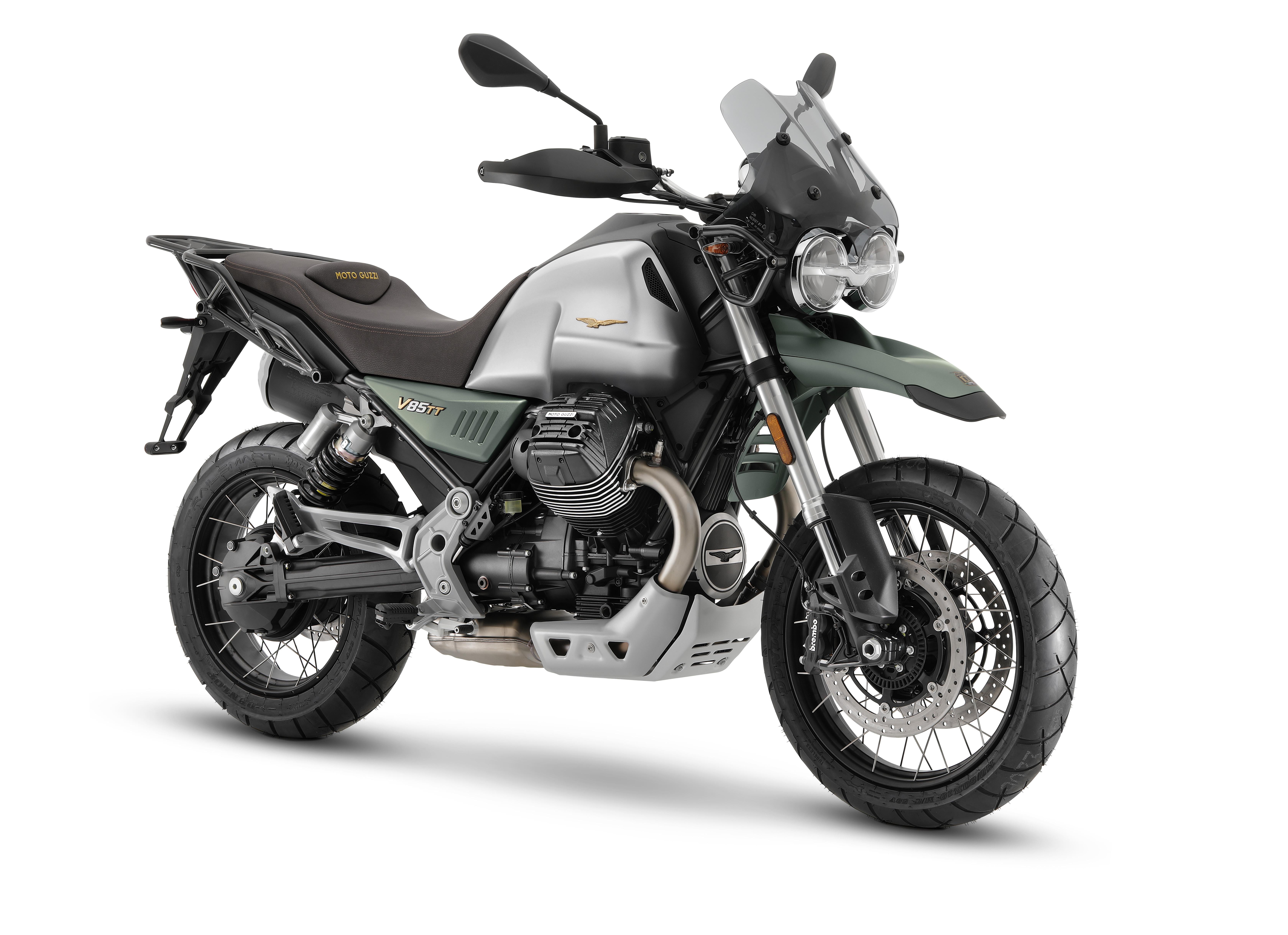 Moto Guzzi V 85 TT Centenario