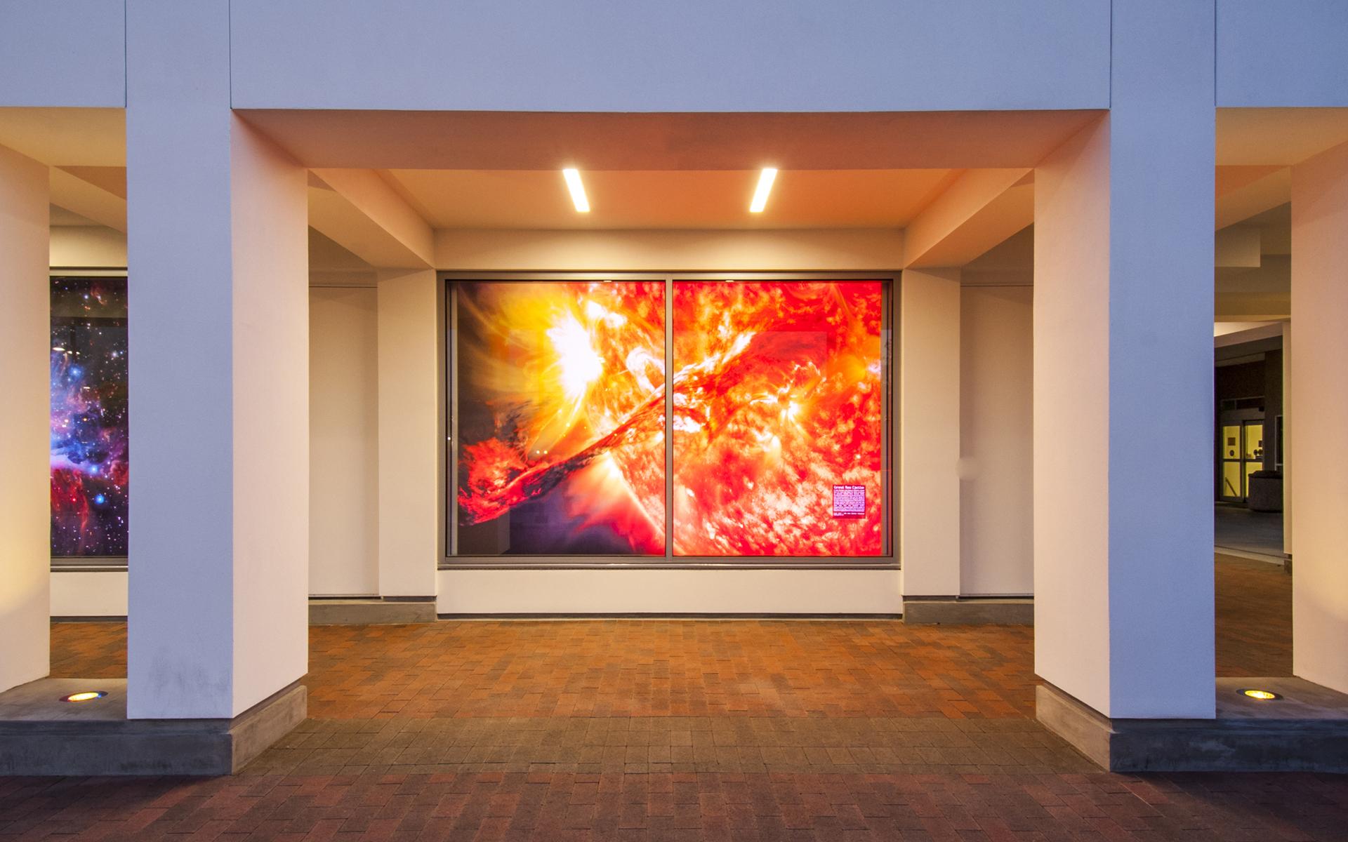 Santa Ana College Tessmann Planetarium