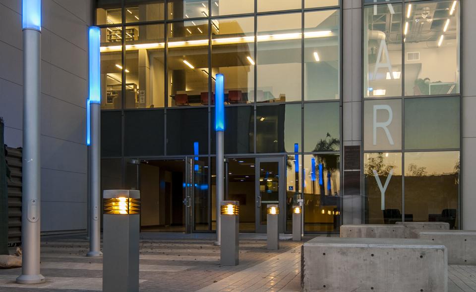 Los Angeles Southwest College Cox Building