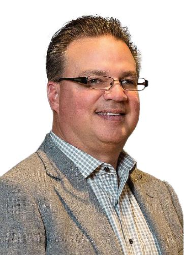 Ray Swartz - Sr Principal Headshot