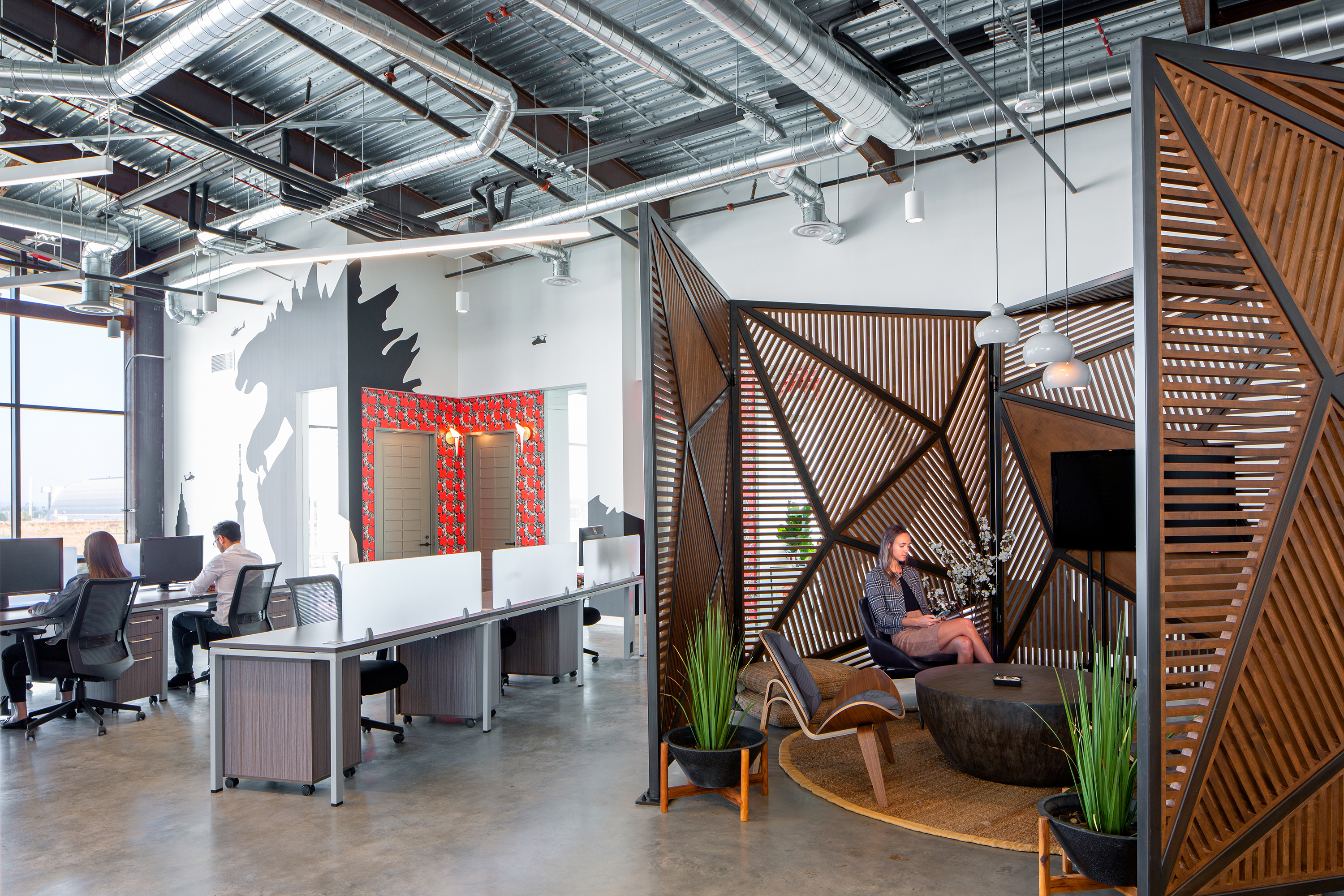 Branded Online office space