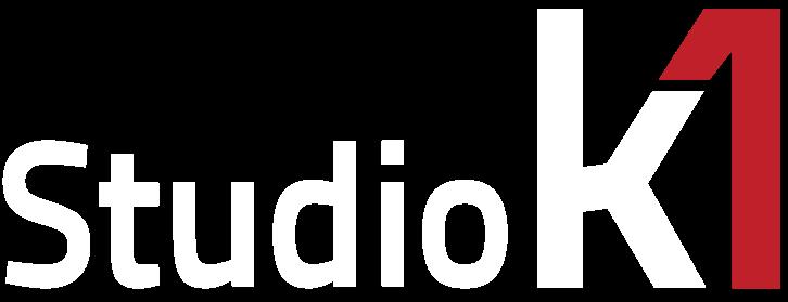 StudioK1 Logo / Home Button