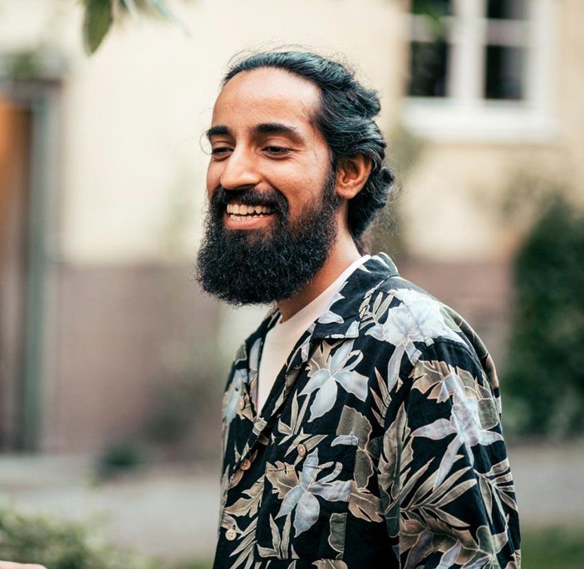 Talha Hassan - produkt Designer