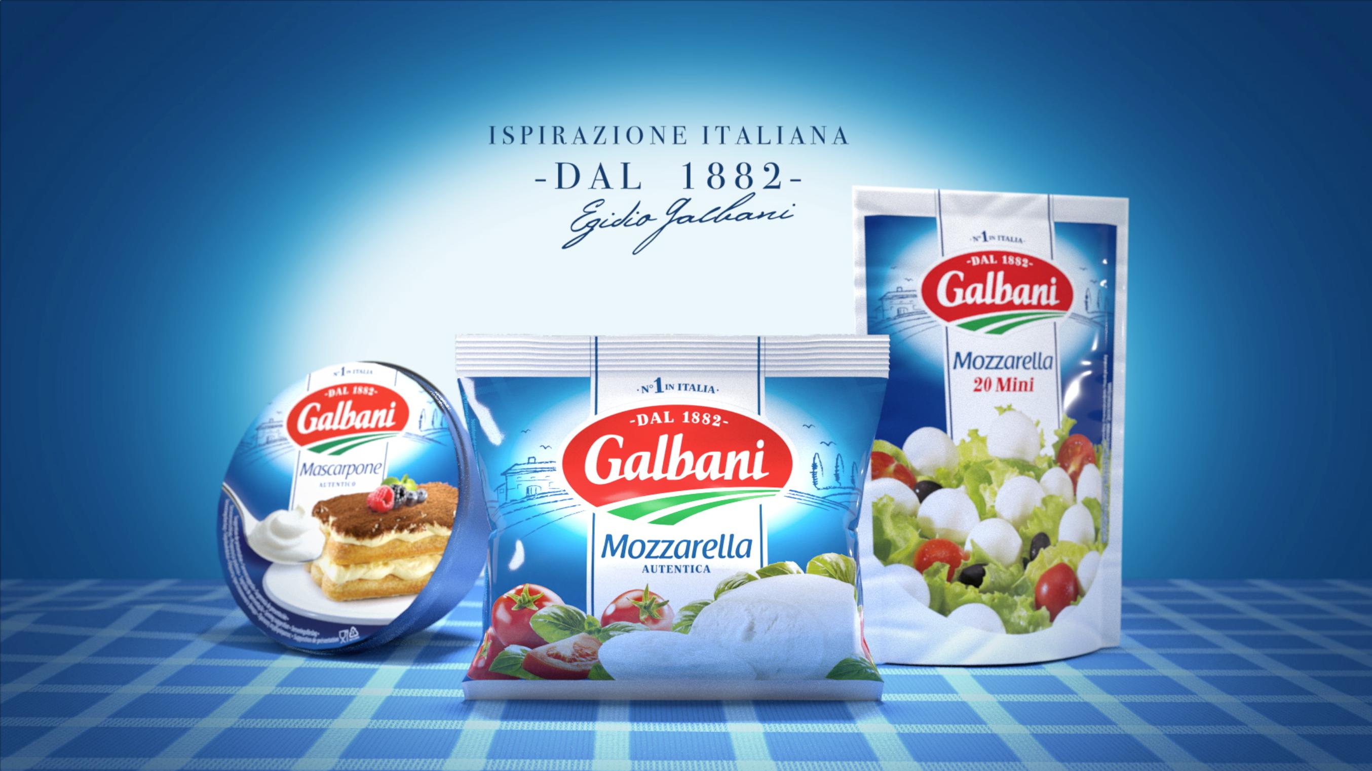 Galbani, fiducia da oltre 135 anni
