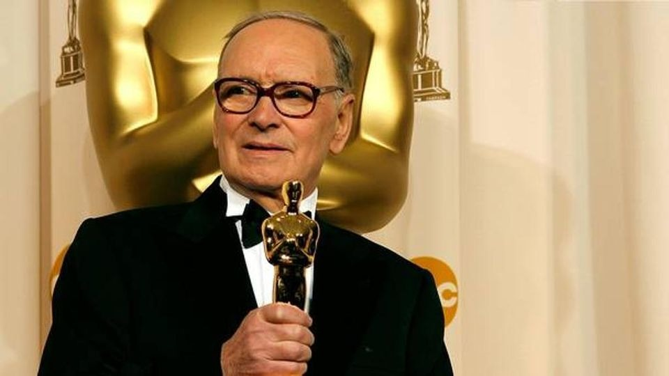 The world mourns the loss of the master Ennio Morricone, honorary citizen of L'Aquila
