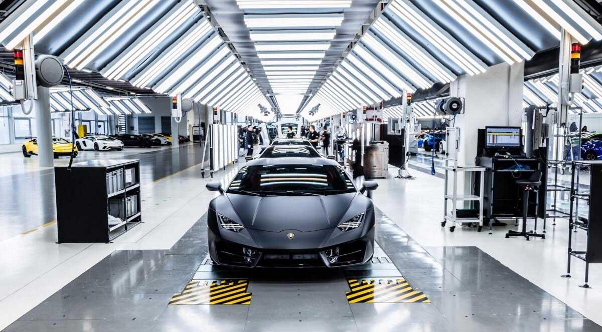 Lamborghini Huracan Tuttoitalia Made In Italy