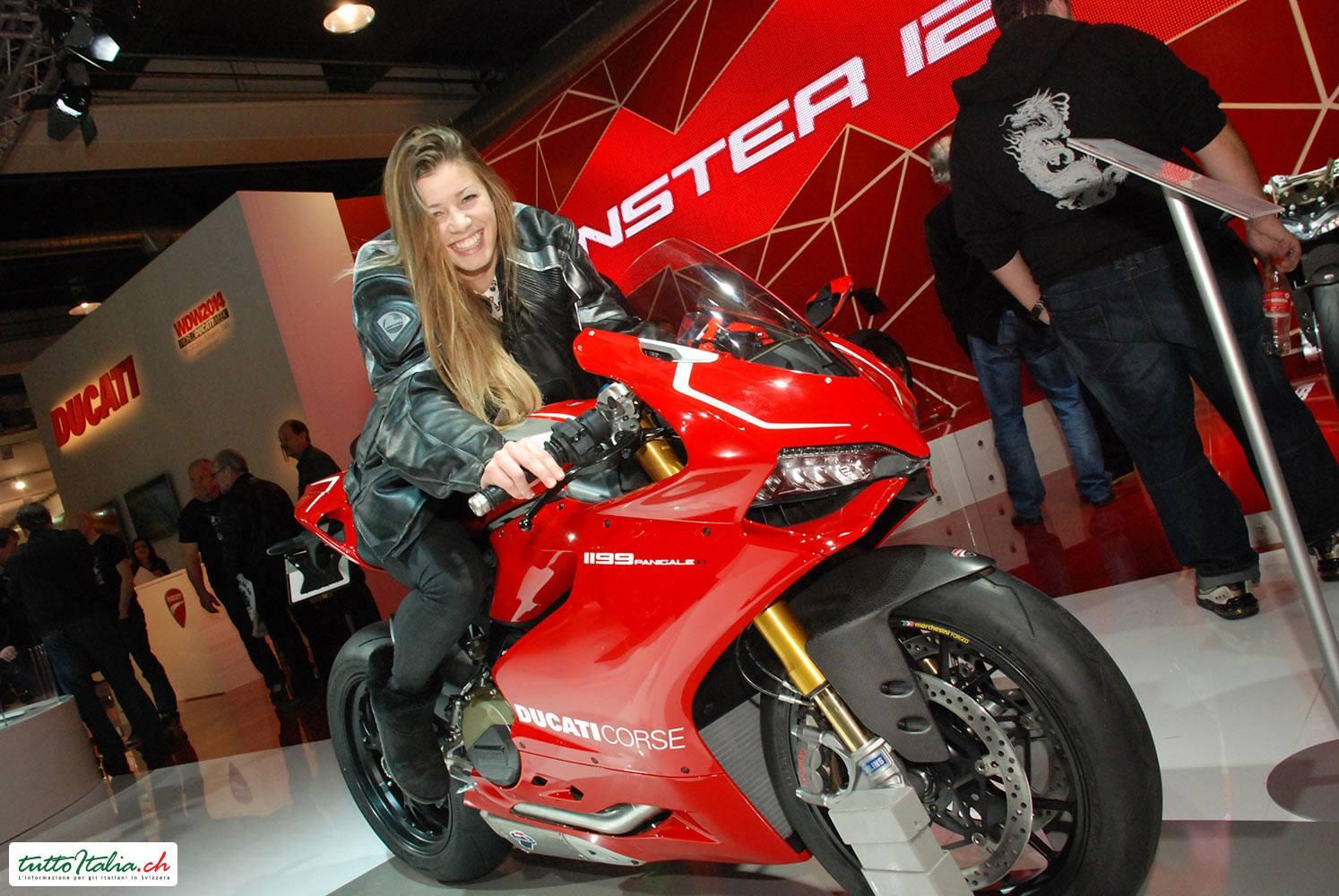 Novità dal Made in Italy delle due ruote alla Swissmoto