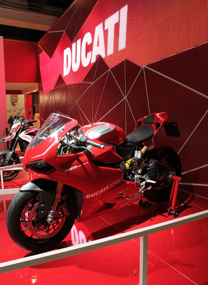 Swiss-Moto 2013, alla scoperta delle anteprime della stagione dei grandi marchi italiani