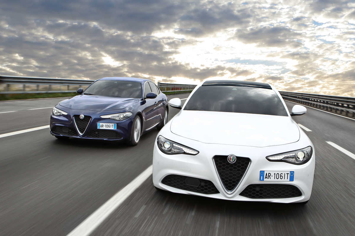 Rinasce Alfa Romeo con la nuova Giulia