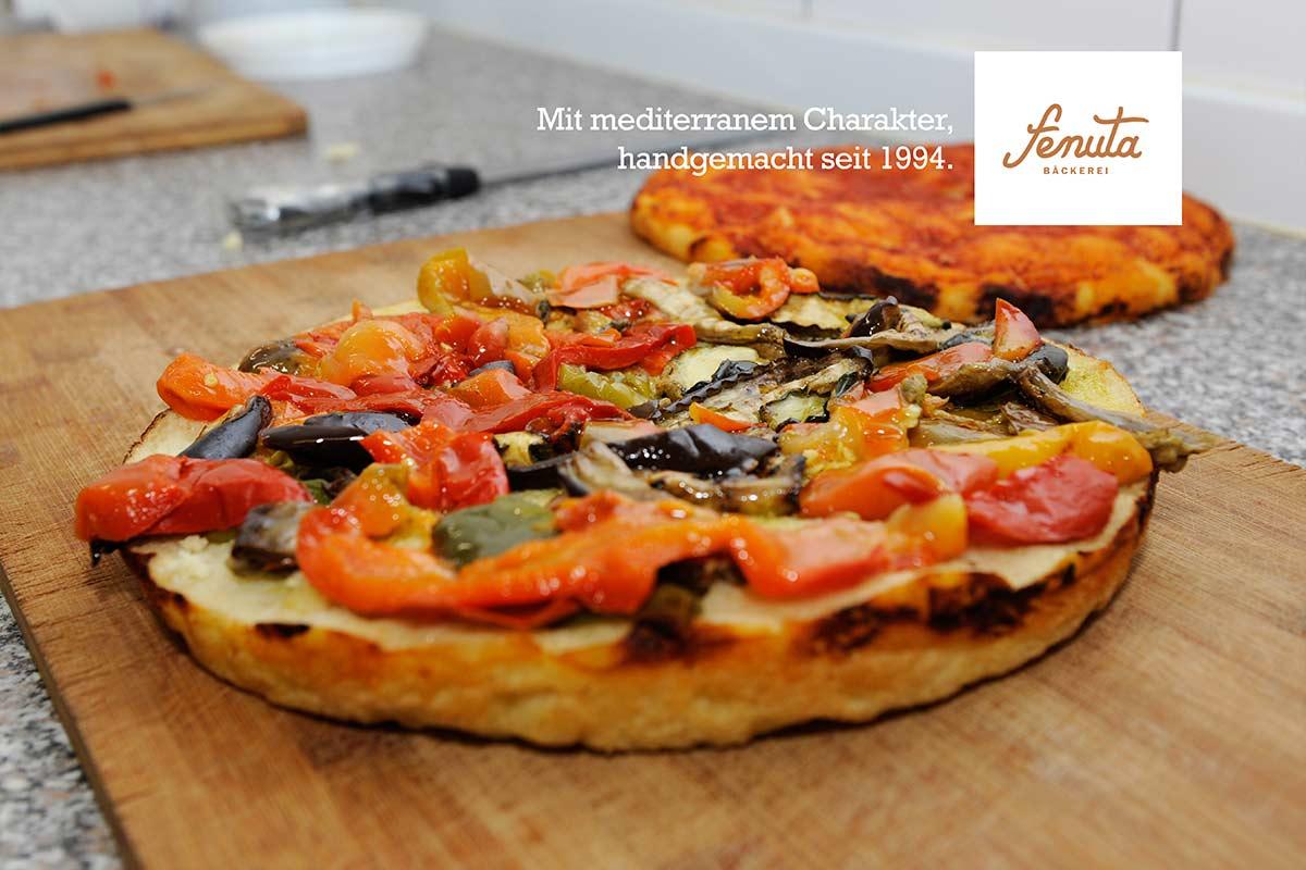 Fenuta Bakery bakes fresh bread, focaccia and pizza according to the south italian tradition