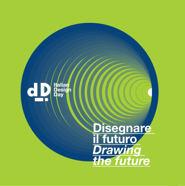 Today is the Italian Design Day 2020, designing the future