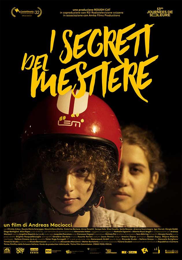 I segreti del mestiere (Les secrets du métier) maintenant au cinéma