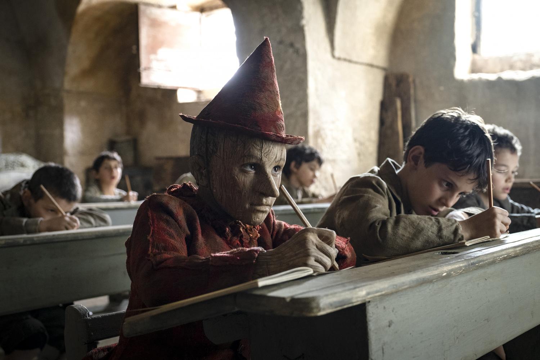 Pinocchio il film di Roberto Benigni