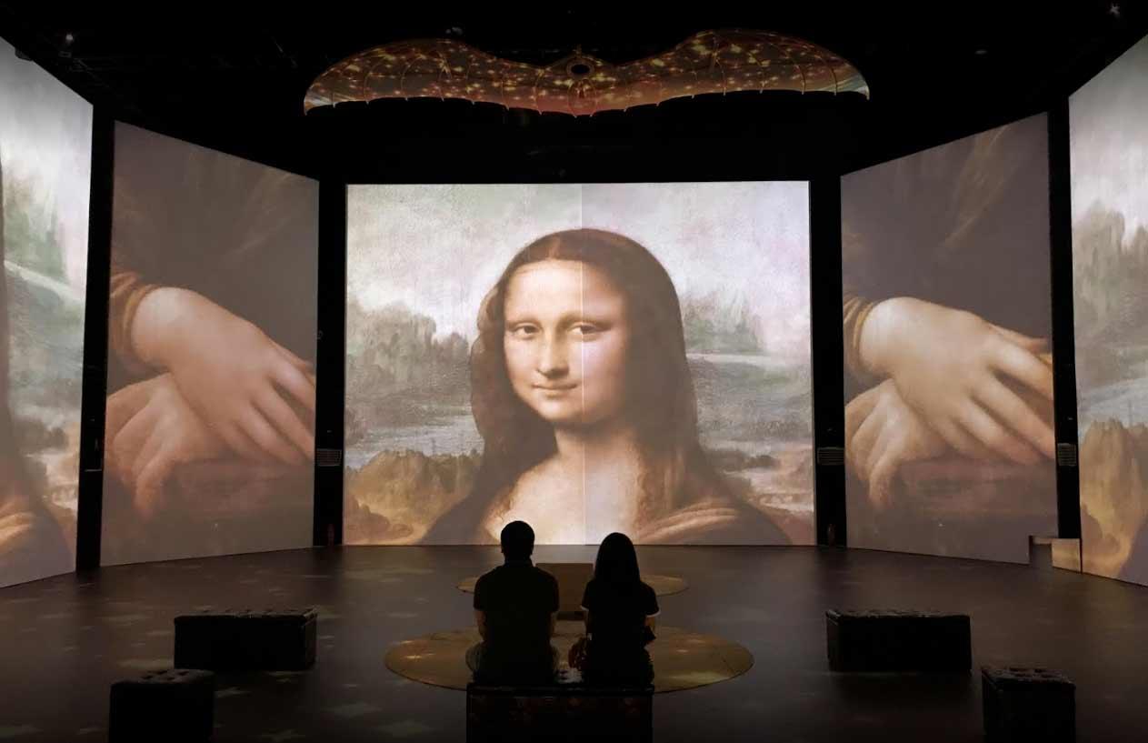Da Vinci Experience Lugano Tuttoitalia