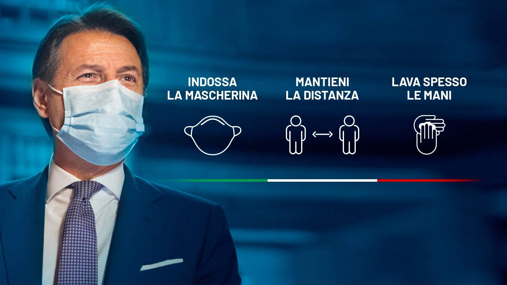 Italien strebt zu Weihnachten die rote Zone an