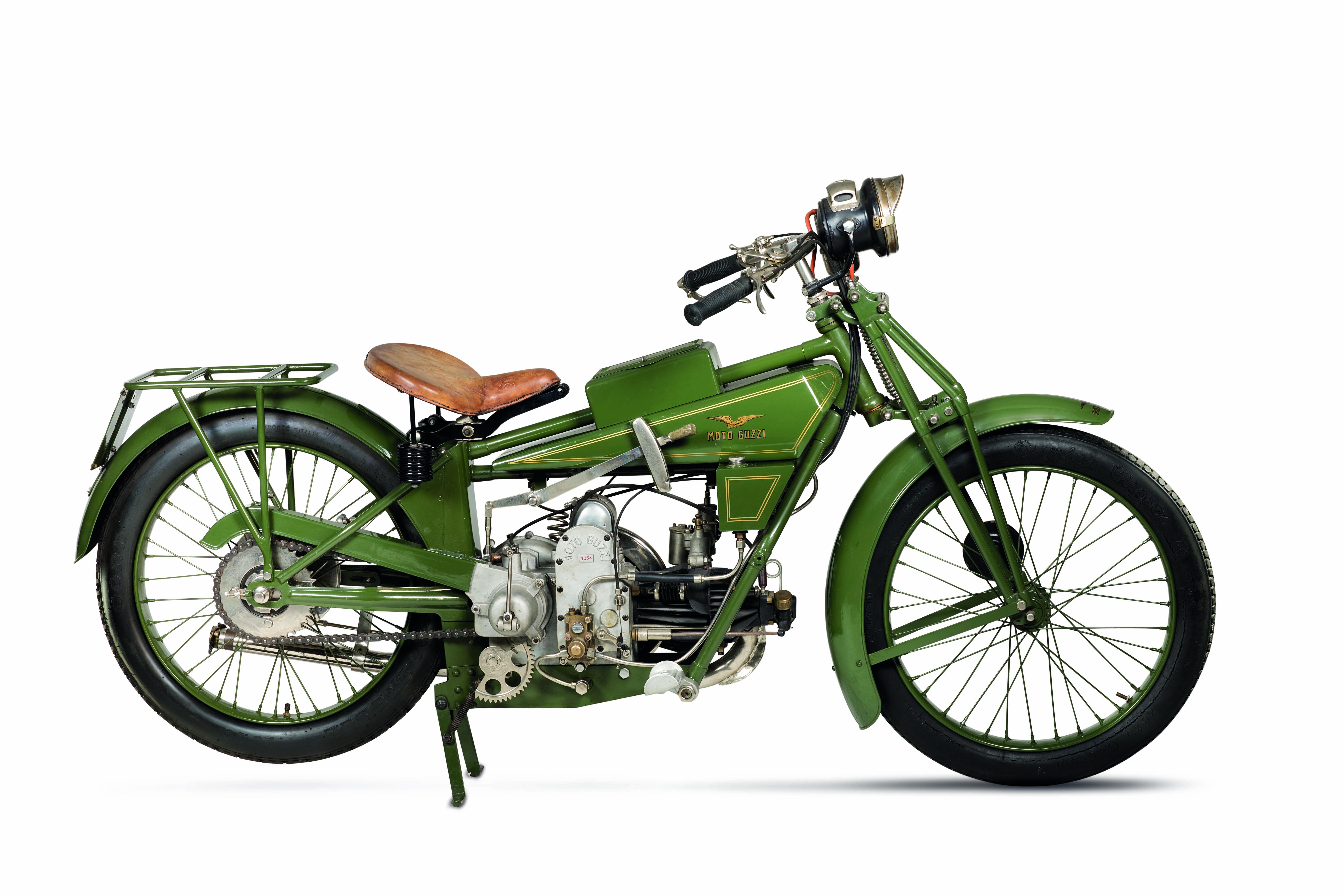 Moto Guzzi Normale 500 - 100 anni di storia Moto Guzzi su tuttoitalia