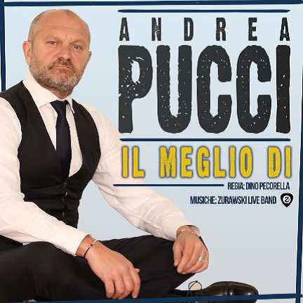 Andrea Pucci in Svizzera con cinque date nel 2022