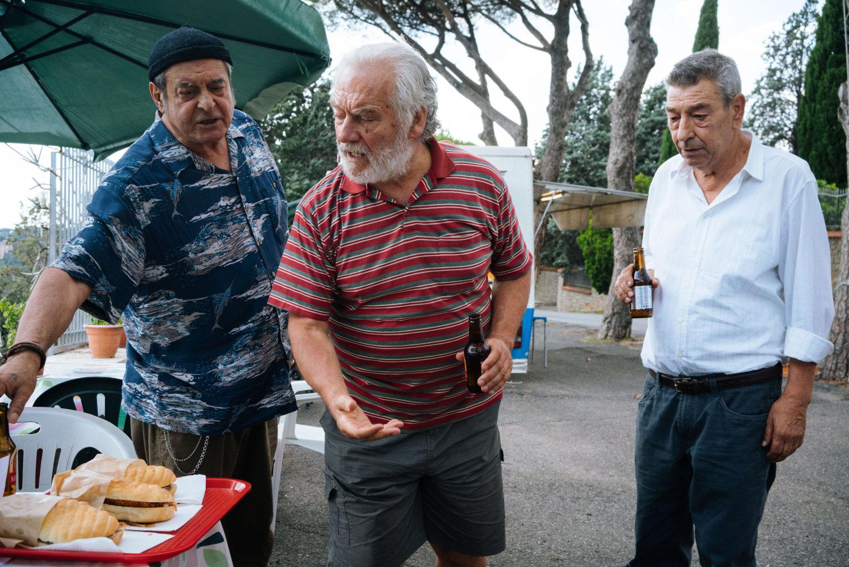 Cittadini del mondo al cinema tuttoitalia xenix regista Gianni Di Gregorio