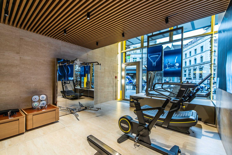 Technogym Boutique Zurich TECHNOGYM ZÜRICH Pelikanstrasse 5 8001 Zürich