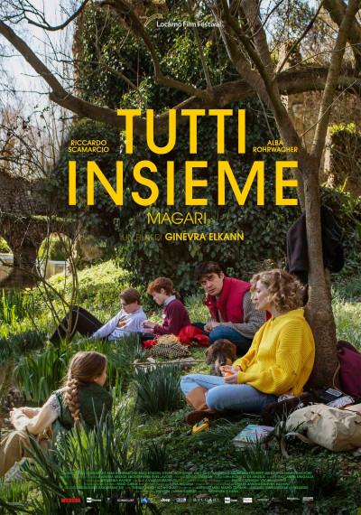 Il film «Tutti insieme» arriva nelle sale svizzere